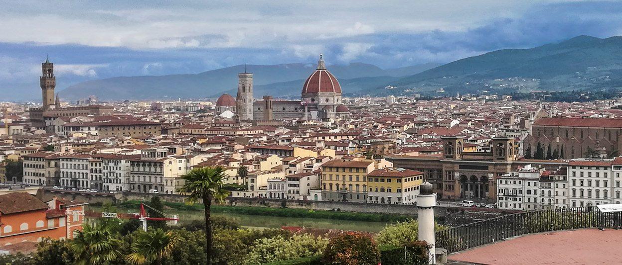 Alla scoperta di Firenze La Firenze di Francesca   Guida